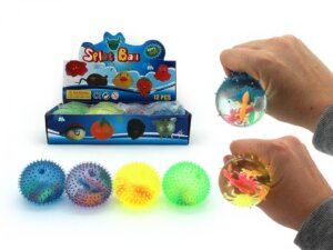 Squishy water insect ball
