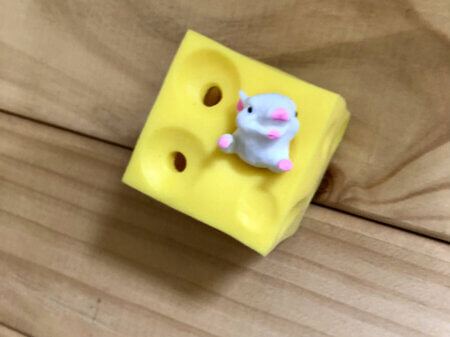 cheese and mice fidget