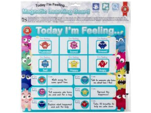 Emotions magnetic learning board