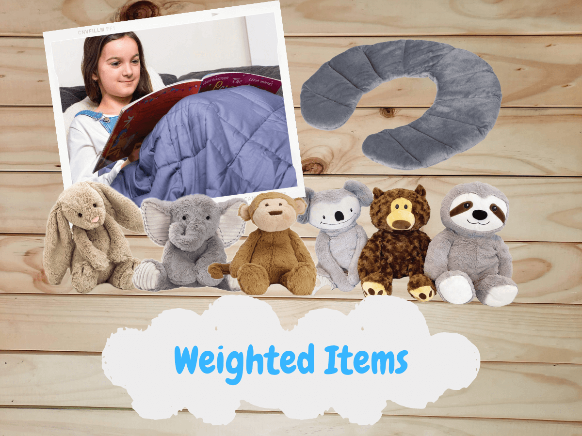 Weighted Items