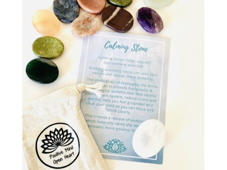 PMOH Calming Stones with bag