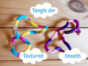 Tangle Jnr Classic and Textured