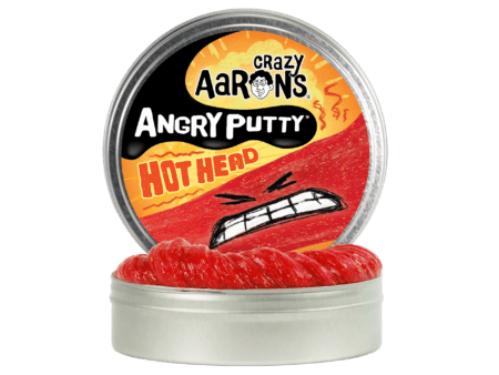 CA056 Hot Head Angry Putty3