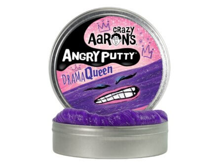 CA057 Drama Queen Angry Putty3
